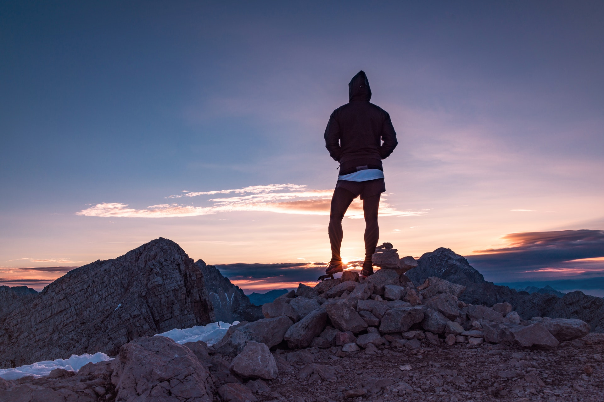 Raggiungere mete ambiziose in tutta tranquillità